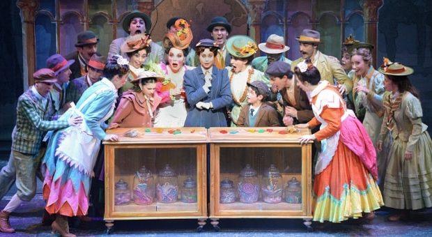 Teatro Sistina con Mary Poppins il musical