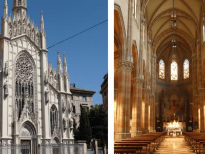 La Chiesa del Sacro Cuore del Suffragio: il piccolo Duomo di Roma