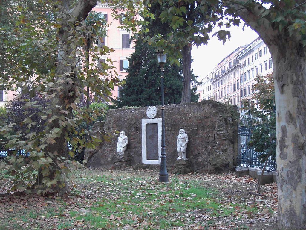 Porta Magica di Roma