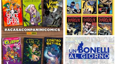 Diabolik, Sergio Bonelli Editore e Panini Comics