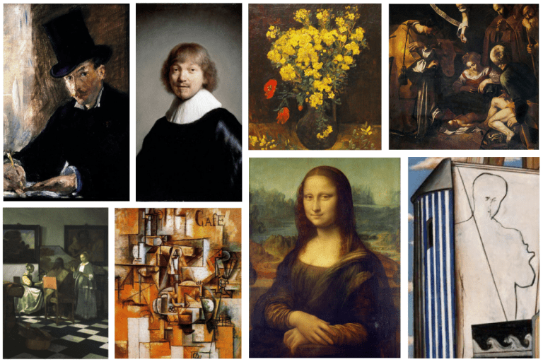 Dalla Gioconda al piccione di Picasso, passando per la Natività di Caravaggio e i Papaveri di Van Gogh: ecco le opere rubate più famose, alcune di queste mai più ritrovate