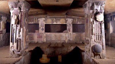 Le Necropoli Etrusche di Cerveteri e Tarquinia