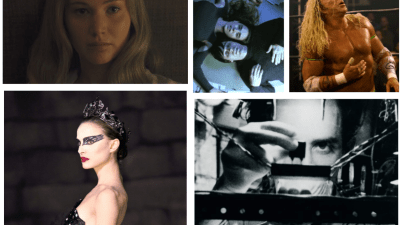 Cinque film imperdibili frutto della geniale mente di Darren Aronofsky: Il teorema del delirio, Requiem for a dream, Madre, Il cigno nero, The Wrestler