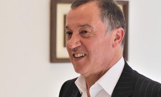 Mauro Stefanini, Presidente dell'Angamc, Associazione Nazionale delle gallerie d'arte moderna e contemporanea