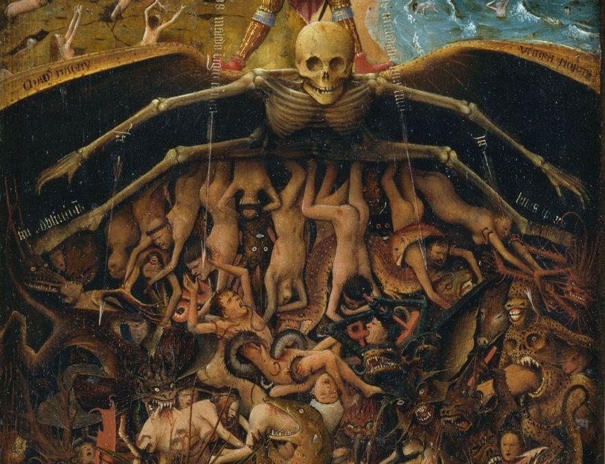 Jan Van Eyck, The Last Judgement