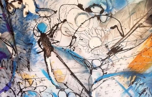 Marino, riapre la mostra di Monica Pirone, Sergio Angeli ed Elina Chauvet
