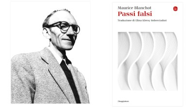 "i ""Passi falsi"" di Maurice Blanchot"