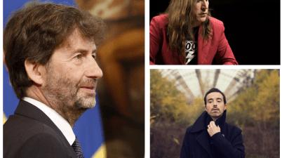 Diodato, Agnelli, Franceschini, Stati generali della musica