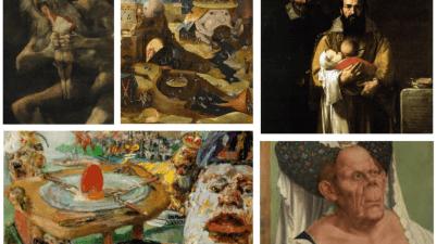 i quadri più brutti della storia dell'arte