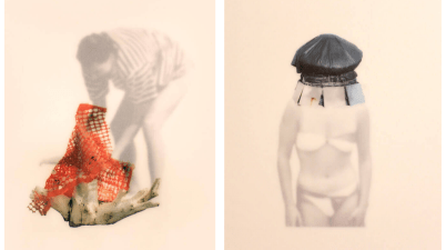 Hostages, le opere di Alessandra Brown tra fotografia e scultura installativa