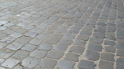 Sampietrini di Roma