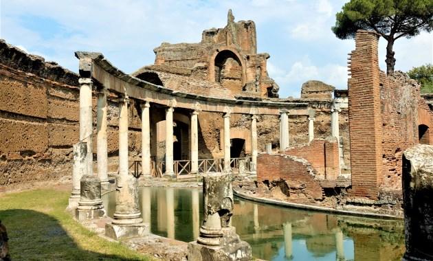 Villa Adriana a Tivoli