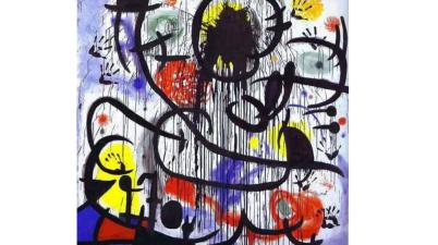 Maggio 1968 di Joan Mirò