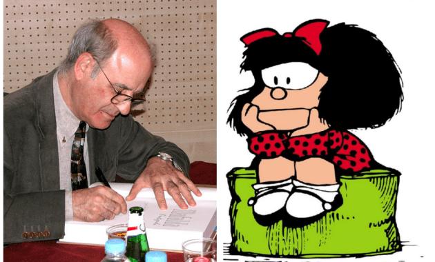Quino e Mafalda