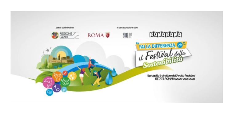 Fai la differenza c'è il Festival della Sostenibilità