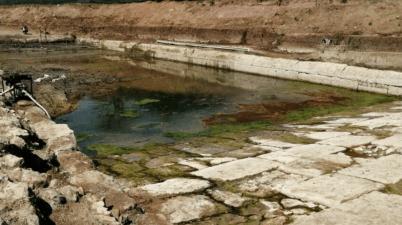 Scoperta un'enorme vasca antica su via Ostiense risalente al IV a.C.