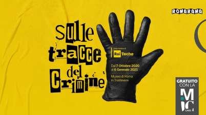 Sulle tracce del crimine: a Trastevere la mostra del noir in tv