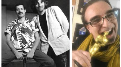 Rudi Dolezal, i Queen e Freddie Mercury