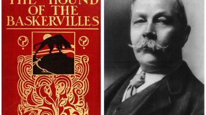 Pillole di letteratura: Il Mastino dei Baskerville di Arthur Conan Doyle