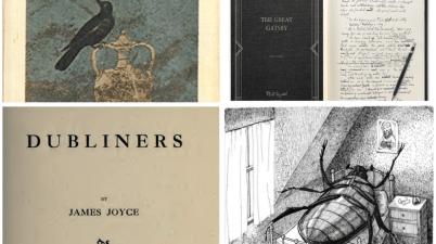 Letteratura straniera – Il Novecento in quattro grandi libri