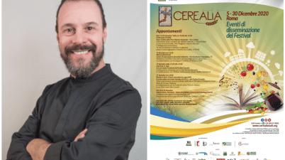 Festival Cerealia e chef Renato Bernardi