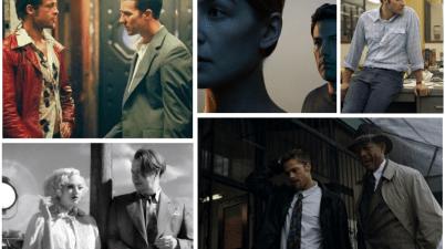 David Fincher, Mank, Gone girl, Fight club, Seven, Zodiac