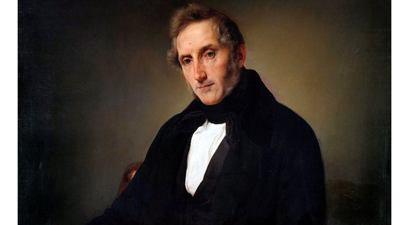 Il ritratto di Alessandro Manzoni di Francesco Hayez