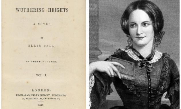 Cime tempestose di Emily Brontë