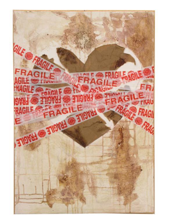 Alessandra Pierelli, Fragile
