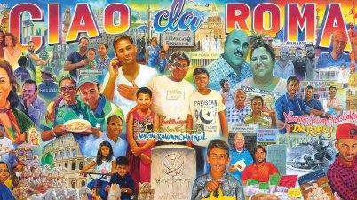 Roma incontra Bollywood: il saluto di Navin Rawanchaikul al MAXXI