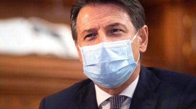 Giuseppe Conte e Recovery Plan
