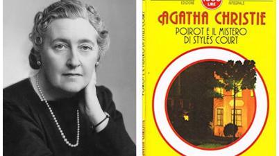 """La grande letteratura in pillole - """"Poirot e il mistero di Styles Court"""" di Agatha Christie"""