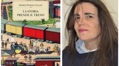 La storia prende il treno - la recensione del libro di Sophie Dubois-Collet