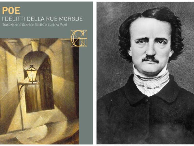 I delitti della Rue Morgue di Edgar Allan Poe