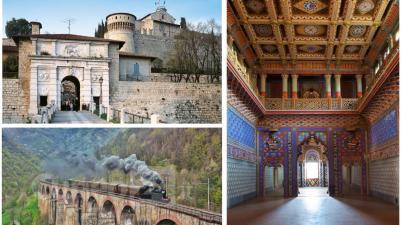 FAI, i 10 nuovi luoghi del cuore, dalla Ferrovia Cuneo-Ventimiglia-Nizza al Museo dei Misteri di Campobasso
