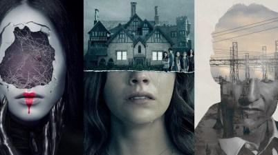 American Horror Story, American Crime Story, The Haunting, Fargo e True Detective