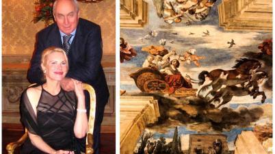 Le bellezze di Villa Ludovisi e la storia di Rita Boncompagni
