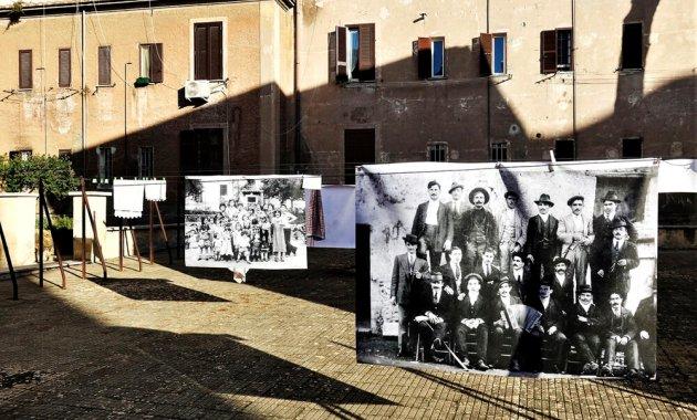 Visioni, Garbatella Images,