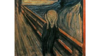 Urlo di Edvard Munch
