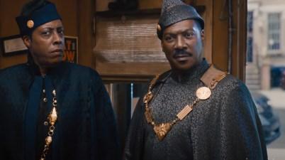 Il principe cerca figlio di Craig Brewer (2021) Con Eddie Murphy, Wesley Snipes, Teyana Taylor e Kiki Layne