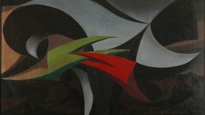 Insidie di guerra, Giacomo Balla
