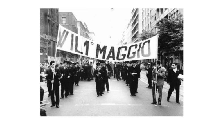 Primo Maggio, manifestazione,