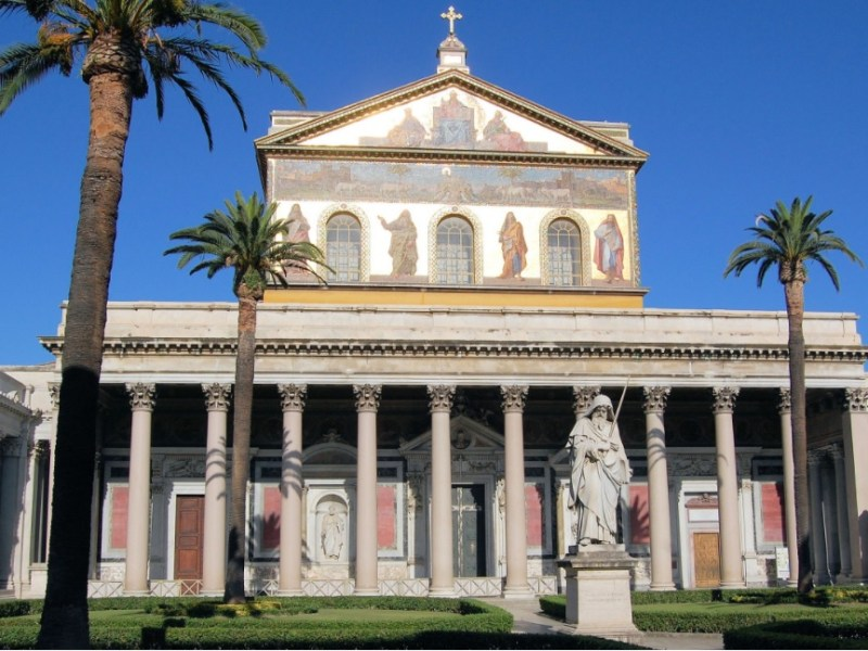 I capolavori di Roma - La Basilica di San Paolo fuori le mura
