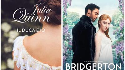 Libri e film a confronto – Il duca e io di Julia Quinn e la serie TV Bridgerton