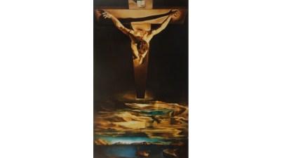 Il dipinto del 1951 - Il Cristo di San Giovanni della Croce di Salvador Dalí