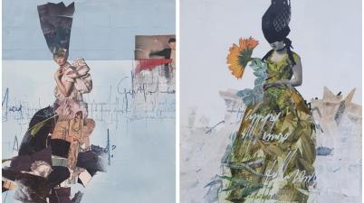 Donne Vascello, la personale di Simona Gasperini alla Galleria Triphè