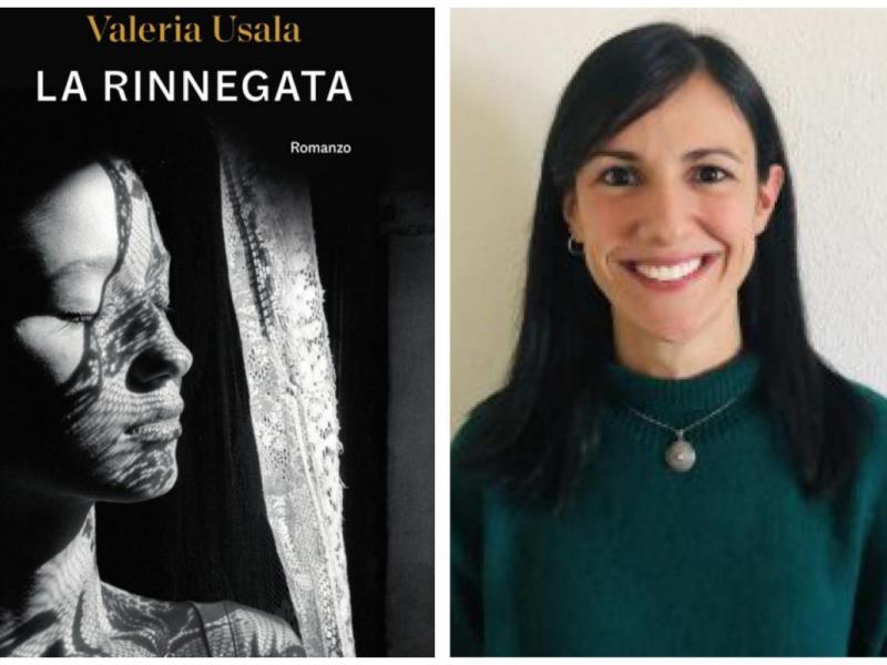 La rinnegata – La recensione del libro di Valeria Usala