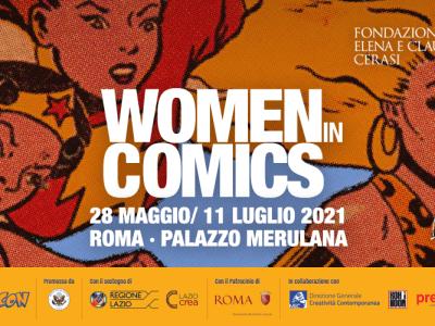 """Women in Comics, a Palazzo Merulana la collettiva con 22 artiste che """"hanno fatto la Storia del fumetto nordamericano"""""""
