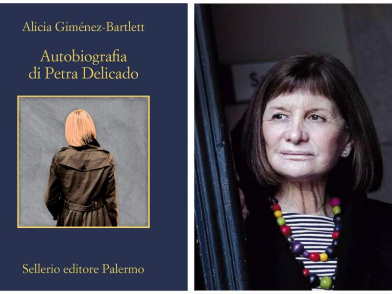 """Autobiografia di Petra Delicado"" di Alicia Giménez-Bartlett"
