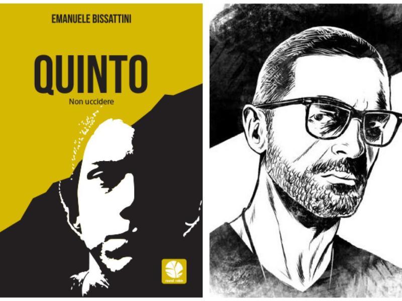 Emanuele Bissattini autore del libro Quinto